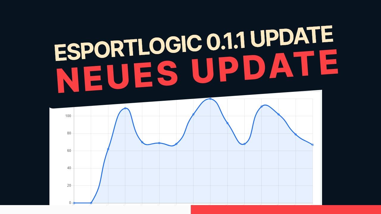 ESPORTLOGIC CMS Update 0.1.1 – Wir brauchen eure Hilfe
